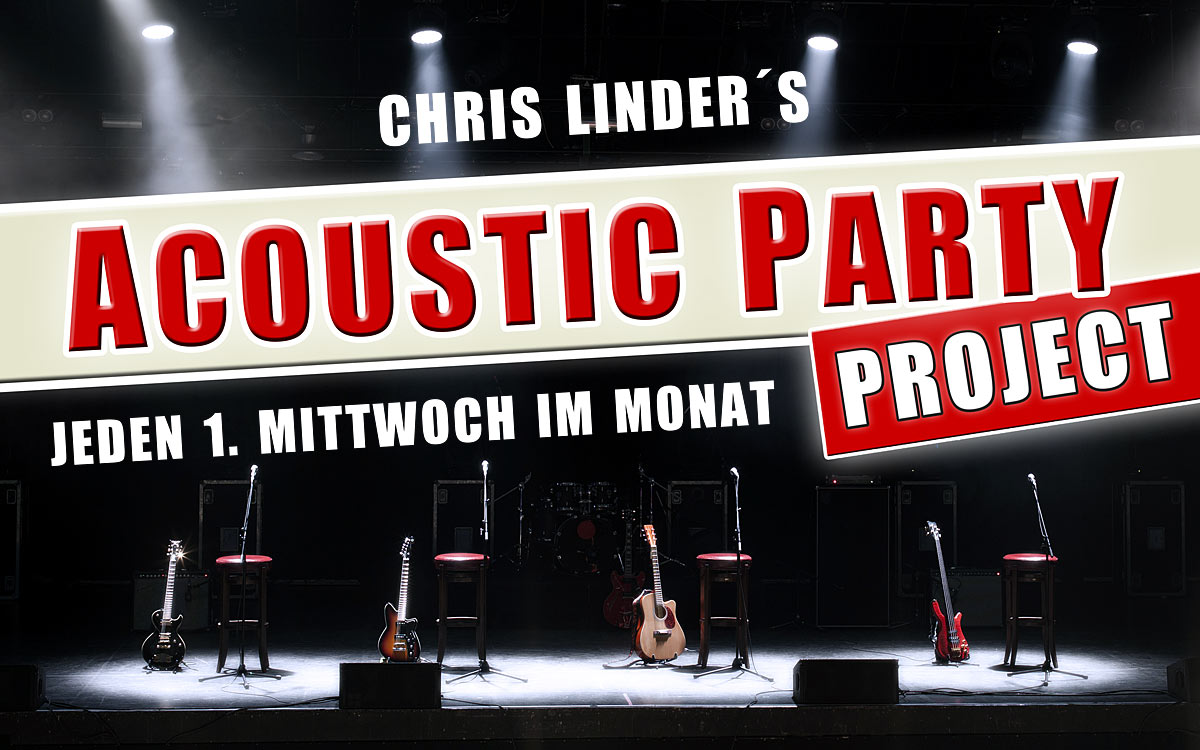 Acoustic Party Project